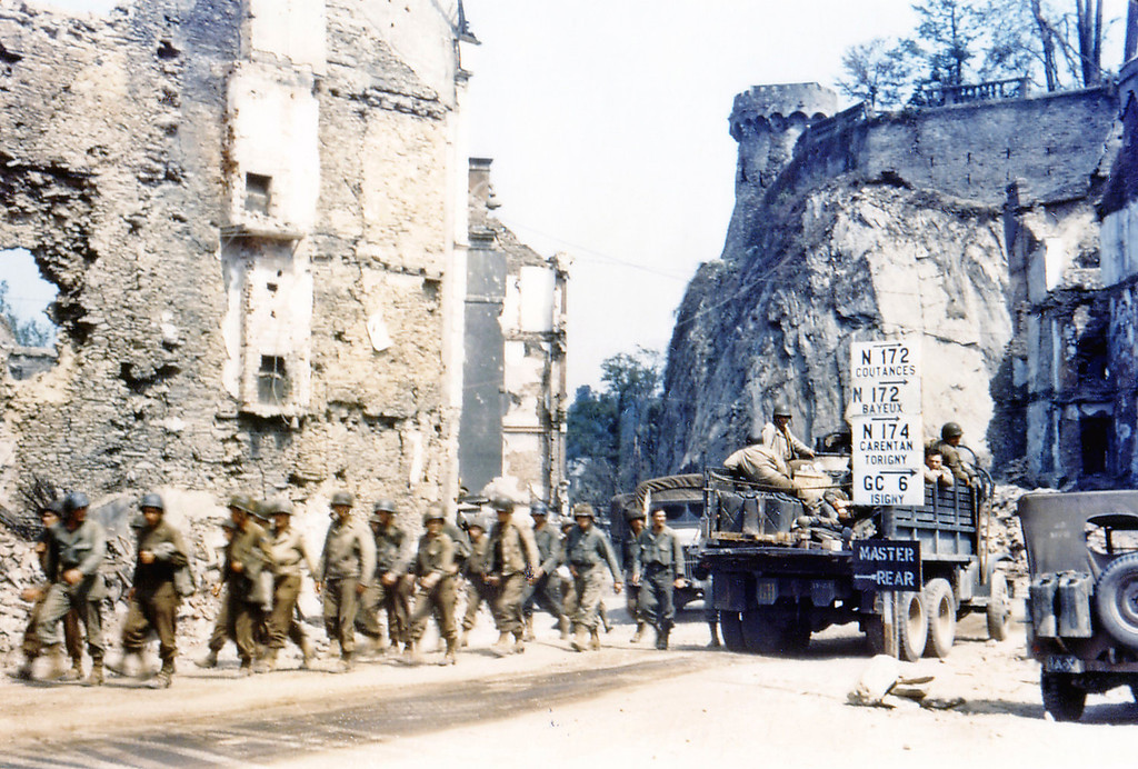 Operation Overlord Normandy