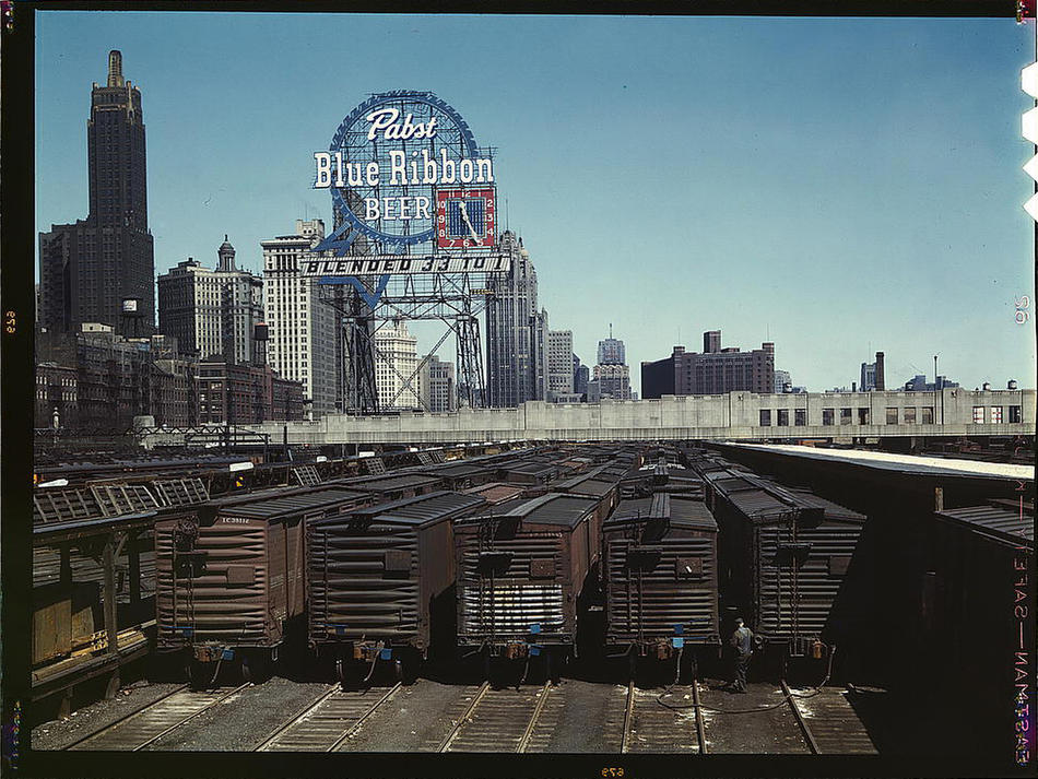 pabst chicago 1943