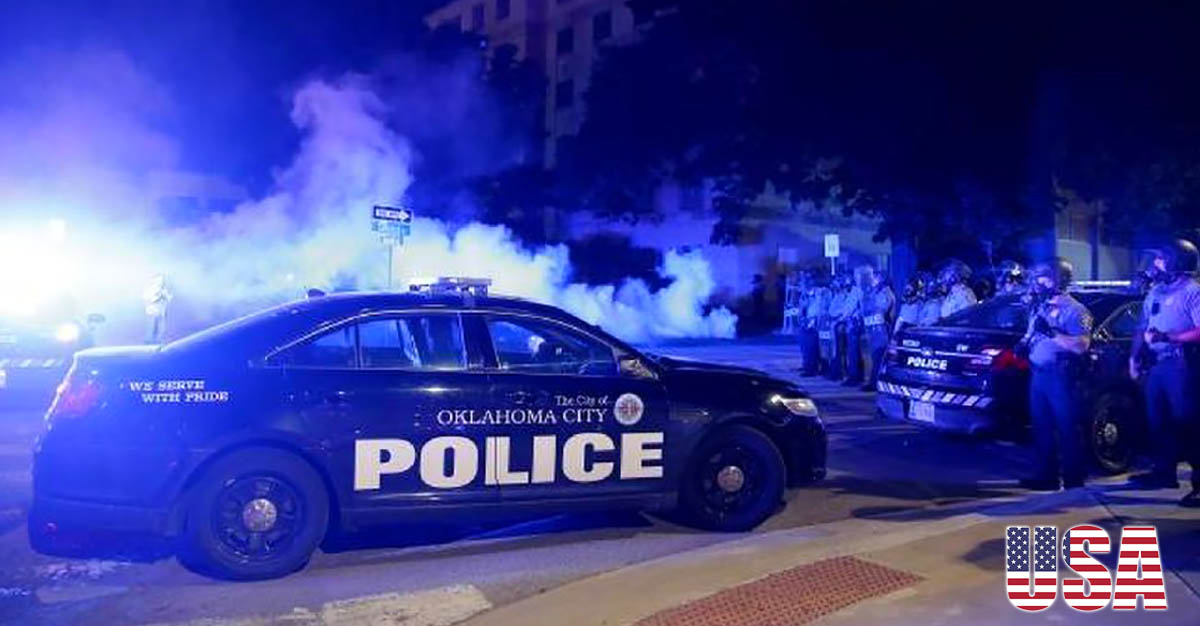 'This Is Not Seattle' - Oklahoma Authorities Charge Alleged Rioters With Terrorism - Jeff Rainforth